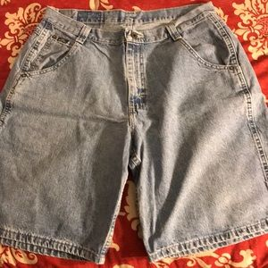 Lee Dungarees Jeans Shorts